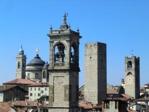 Výhled z pevnosti Rocca