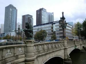 Moderní centrum Rotterdamu