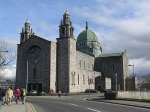 Katedrála v Galway