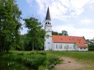 Kostel v Siguldě