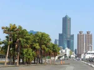 Nejvyšší budova Kaohsiung 85