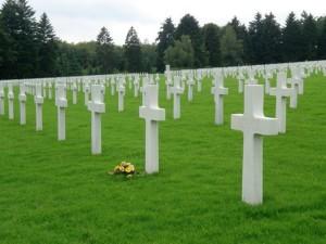 Americký vojenský hřbitov