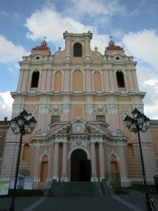 Kostel sv. Terezy