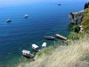 Ohridské jezero