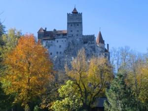 Draculův hrad Bran