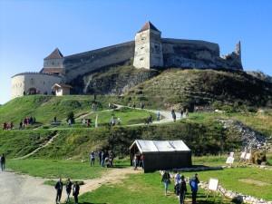 Pevnost Rasnov