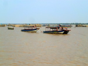 Jezero Tonle Sap
