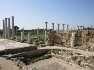 Ruiny v Salamis