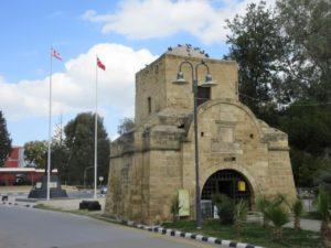 Kyrenská brána v Lefkosii