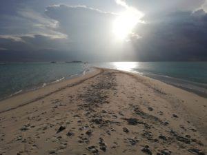 Sandbank na Omadhoo